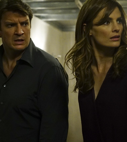 (ABC/Richard Cartwright) NATHAN FILLION, STANA KATIC