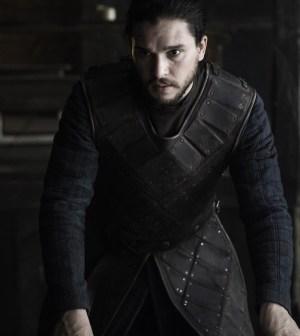 Pictured: Kit Harington as Jon Snow Credit: Helen Sloan/HBO
