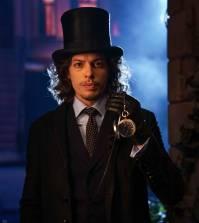 GOTHAM: Benedict Samuel in the Mad City: Look Into My Eyes episode of GOTHAM   Co. Cr: Jessica Miglio/FOX.
