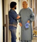 THIS IS US -- Pilot -- Pictured: (l-r) Milo Ventimiglia as Jack, Gerald McRaney as Doctor K -- (Photo by: Paul Drinkwater/NBC)