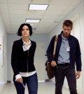 Pictured: (l-r) Jaimie Alexander as Jane Doe, Luke Mitchell as Roman -- (Photo by: Giovanni Ruffino/NBC)