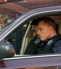 Pictured: (l-r) Elias Koteas as Alvin Olinsky, Jason Beghe as Hank Voight-- (Photo by: Parrish Lewis/NBC)