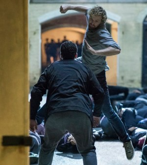 Marvel's Iron Fist | Photo © Netflix