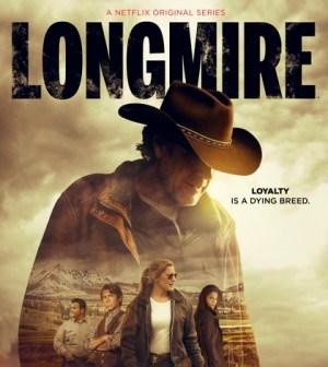 Longmire Key Art. Photo © Netflix