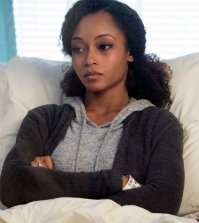 Pictured: Yaya DaCosta as April Sexton -- (Photo by: Elizabeth Sisson/NBC)