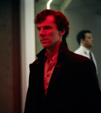 Sherlock S4 - Ep3 (No. 3) - Picture Shows: **STRICTLY EMBARGOED UNTIL 10TH JANUARY 2017** Sherlock Holmes (BENEDICT CUMBERBATCH) - (C) Hartswood Films - Photographer: Robert Viglasky