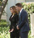 "BONES: L-R:  Emily Deschanel and David Boreanaz in ""The New Tricks in the Old Dogs"" episode of BONES