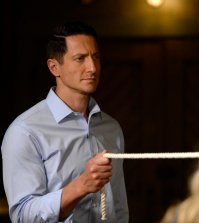 Pictured: Sasha Roiz as Sean Renard -- (Photo by: Allyson Riggs/NBC)