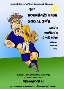 Scribes Rugby Tournament