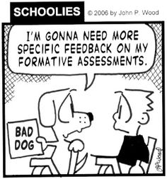 insufficient formative feedback