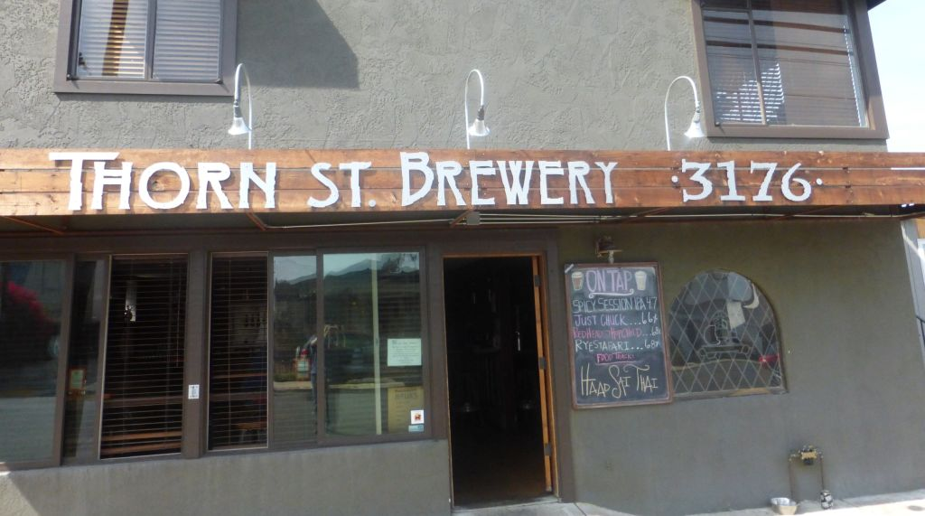 Thorn Stree Brewing 01
