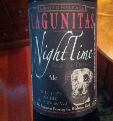 Lagunitas Nighttime Ale
