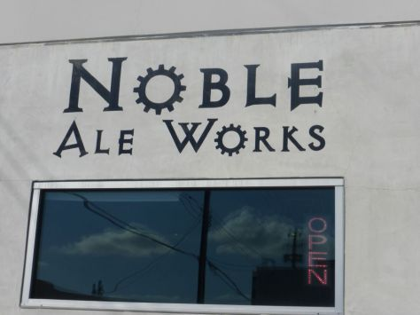 Noble Ale Works 01