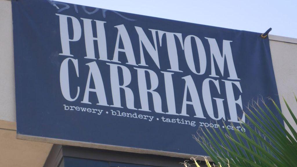 Phantom Carriage 01