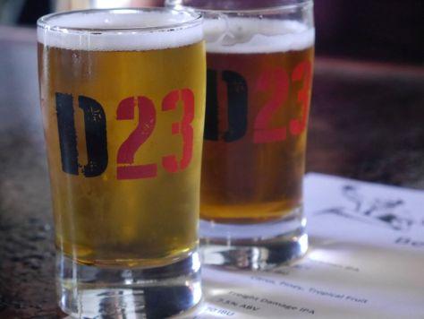 Division 23 IPA tasters