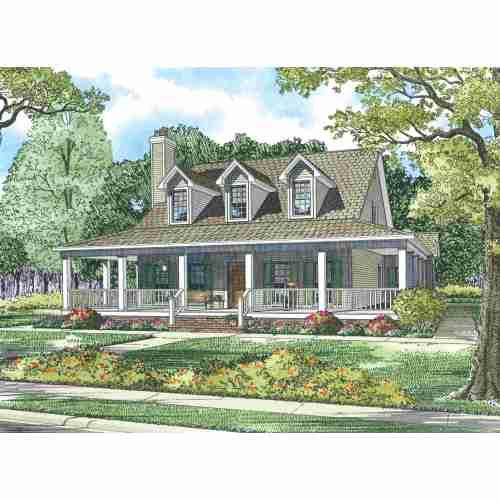 Medium Crop Of House With Wrap Around Porch