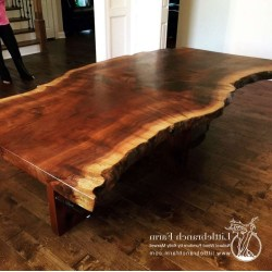 Small Crop Of Tree Stump Table