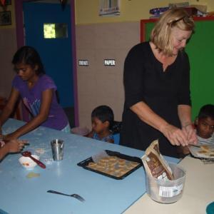 Koekjes bakken met Wilna Crielaard