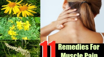 11 Remedies For Muscle Pain