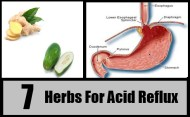 7 Effective Herbs For Acid Reflux