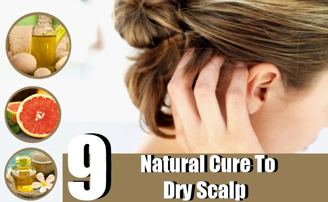 Natural Cures For Dry Scalp