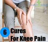 6 Cures For Knee Pain