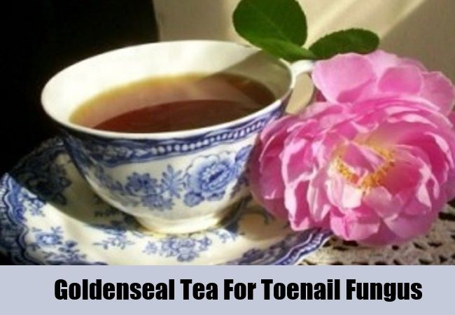 Goldenseal Tea For Toenail Fungus