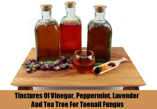 Tinctures For Toenail Fungus