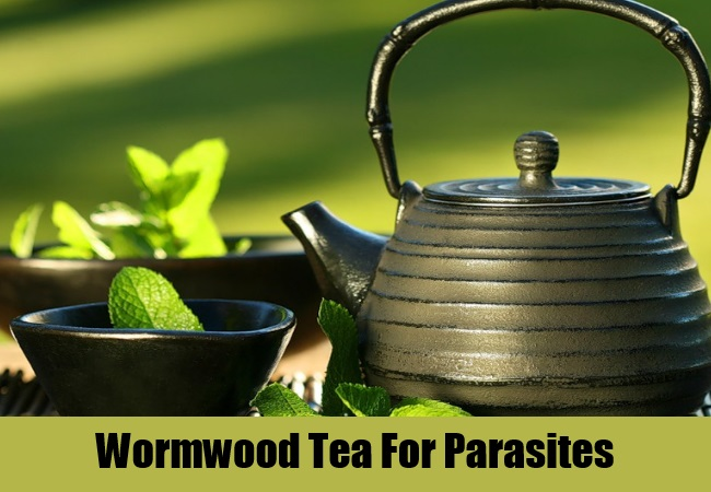 Wormwood Tea For Parasites
