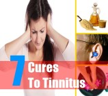 7 Cures To Tinnitus