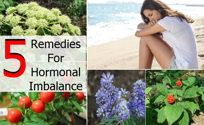 Remedies For Hormonal Imbalance