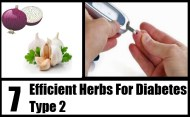 7 Efficient Herbs For Diabetes Type 2
