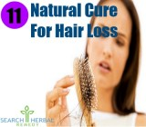 11 Natural Cures For Hair Loss