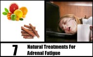 7 Natural Treatments For Adrenal Fatigue