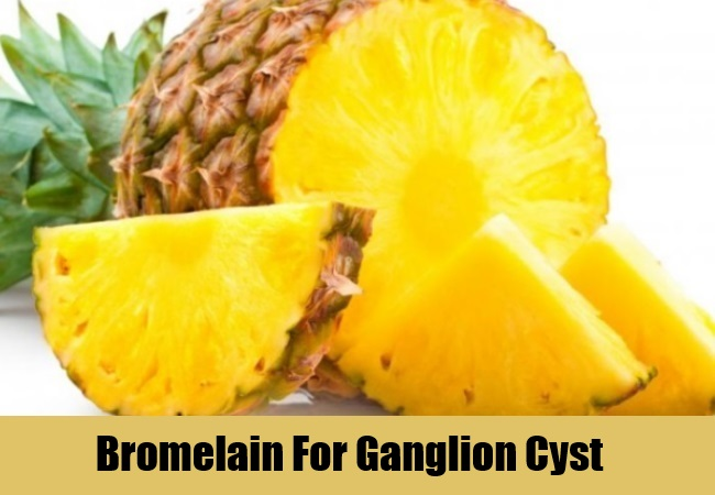 Bromelain For Ganglion Cyst