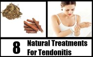 8 Natural Treatments For Tendonitis