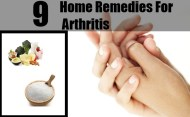 9 Home Remedies For Arthritis