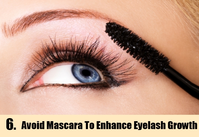 Avoid Mascara