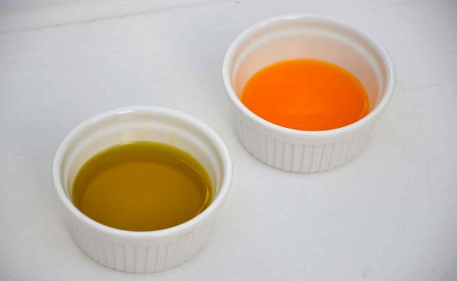 Olive Oil and Orange Juice