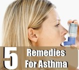 5 Best Home Remedies For Asthma Symptoms