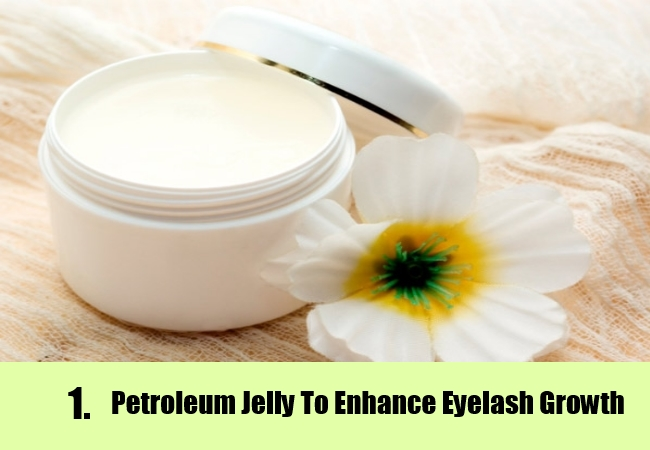 Use Petroleum Jelly