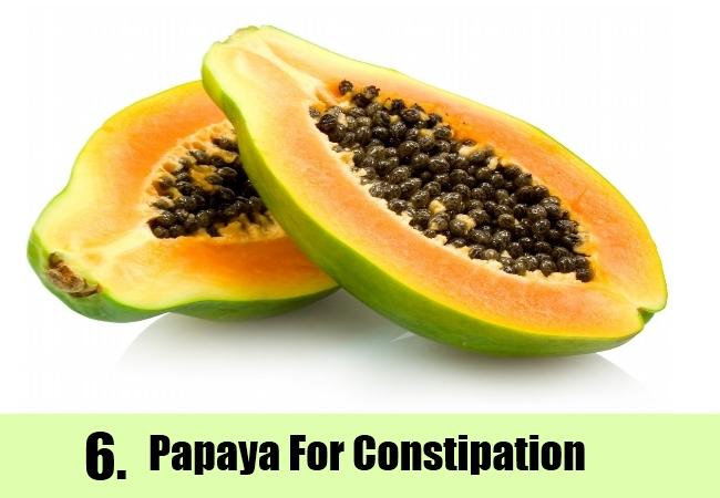 Best Natural Cure For Severe Constipation