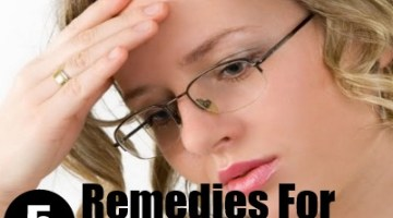 5 Remedies For Sinus Drainage