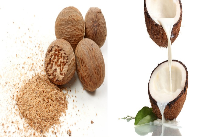 Nutmeg And Coconut Milk