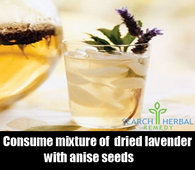 anise seed and lavender Tea