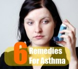 6 Remedies For Asthma
