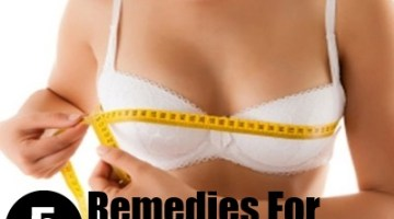 5 Remedies For Breast Reduction