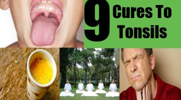9 Cures To Tonsils