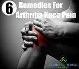 6 Remedies For Arthritis Knee Pain
