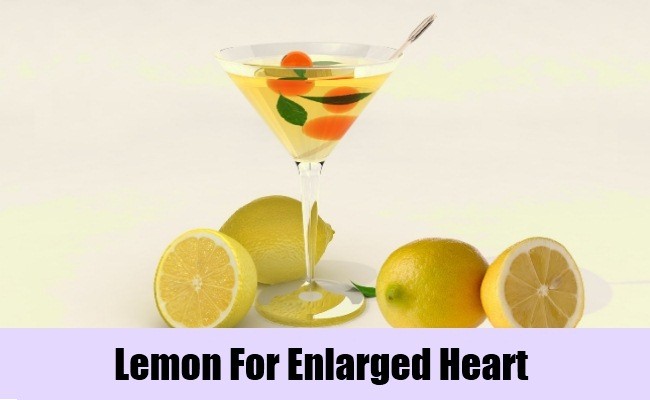 Natural Cures Enlarged Heart
